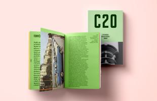 C20: predstavenie knihy a prechádzka po trnavskej moderne