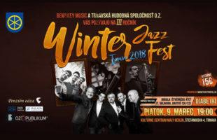Winter Jazzfest Trnava 2018