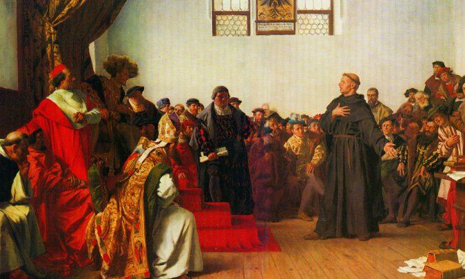 Diskusia o reformácii