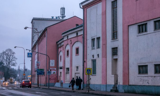 Industriálna Trnava - Architektúra sladovní