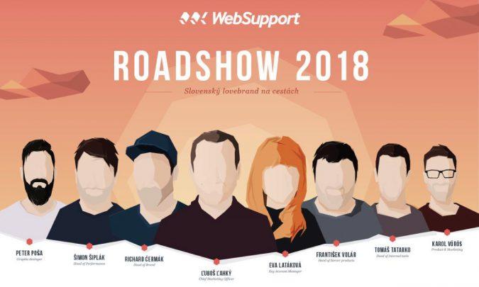 WebSupport Roadshow