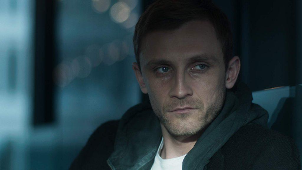 Kamil Nozynski, hlavný protagonista poľskej krimi série Blinded by the Lights