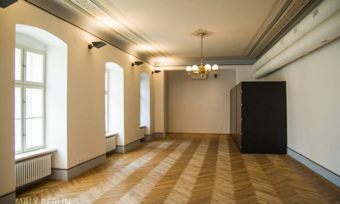 Malý Berlín: Malá sála